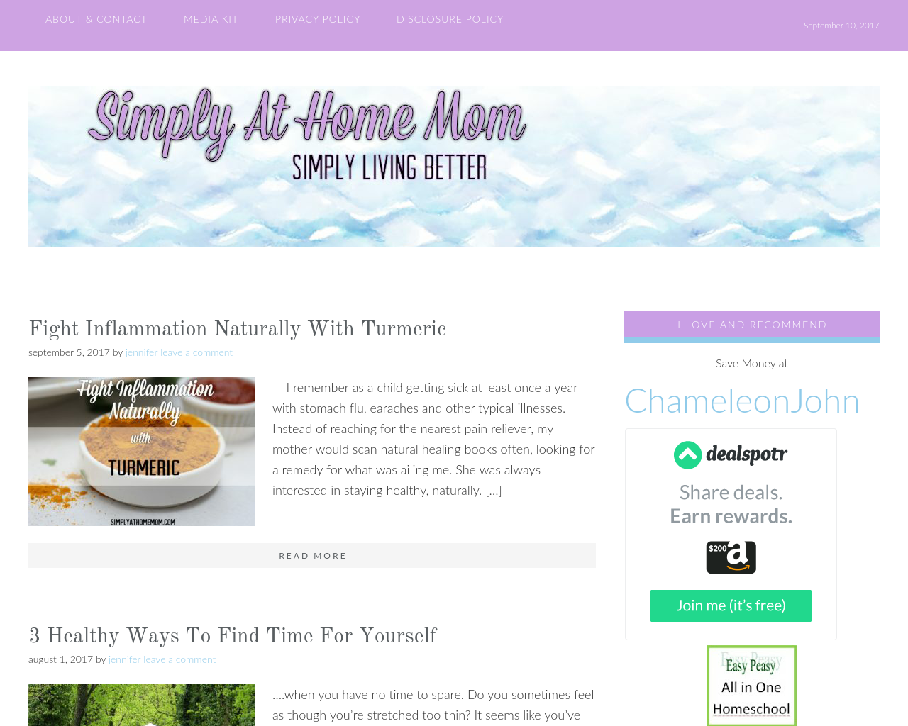 Simply-At-Home-Mom-Advertising-Reviews-Pricing