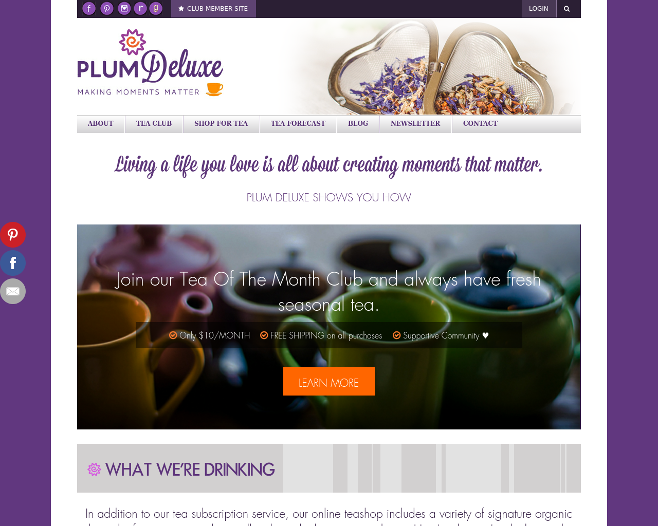 PlumDeluxe.com-Advertising-Reviews-Pricing