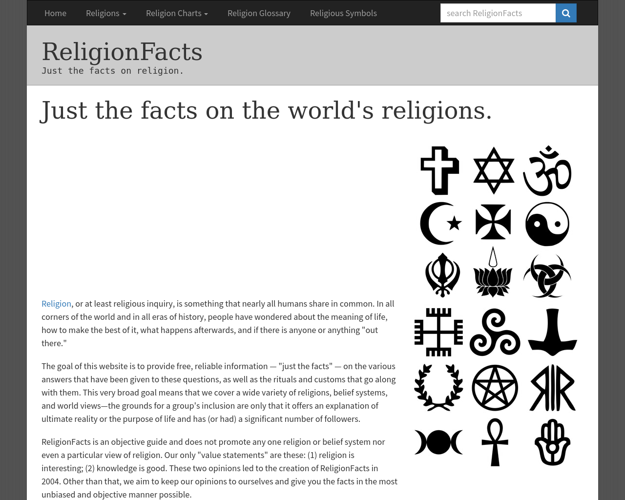 ReligionFacts-Advertising-Reviews-Pricing