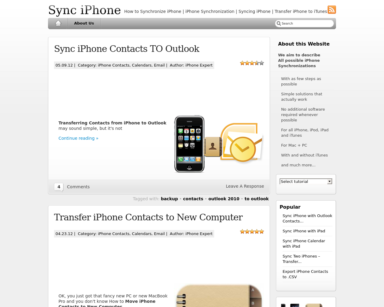 Sync-iPhone-Advertising-Reviews-Pricing
