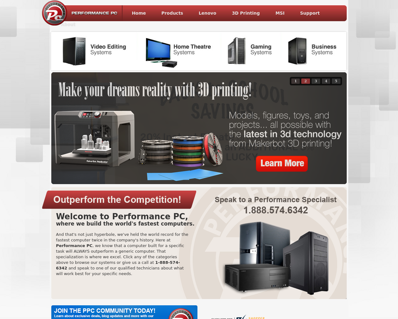 Performance-PC-Advertising-Reviews-Pricing