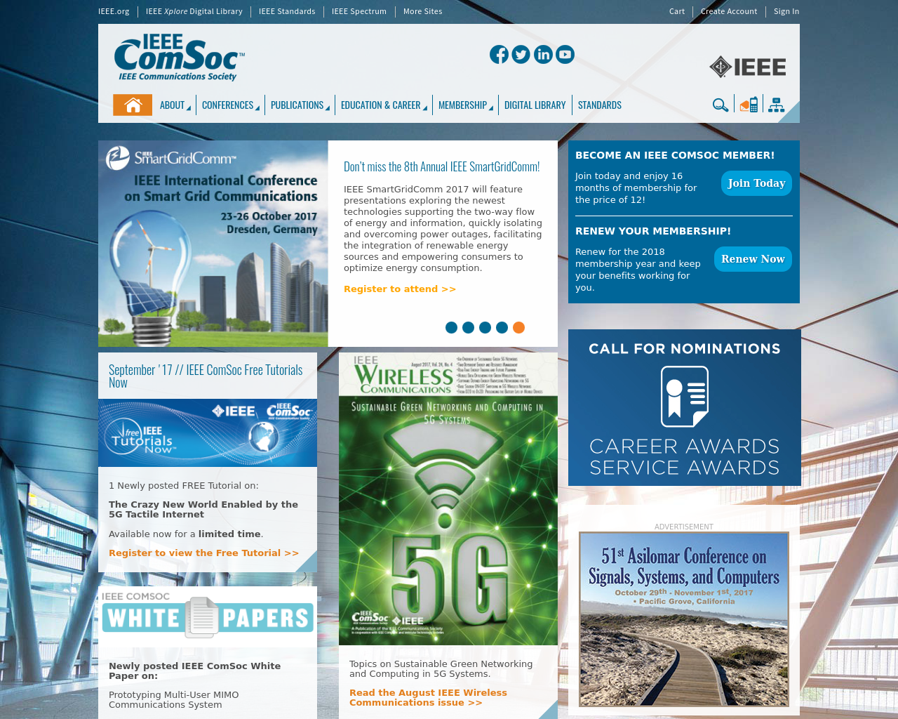 IEEE-Communications-Society-Advertising-Reviews-Pricing