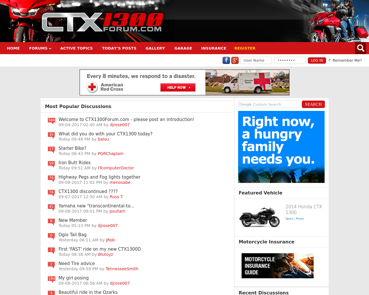 CTX1300forum.com-Advertising-Reviews-Pricing