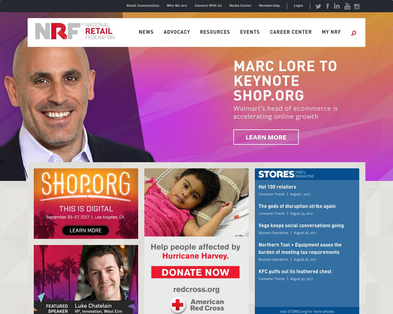 NRF-Advertising-Reviews-Pricing