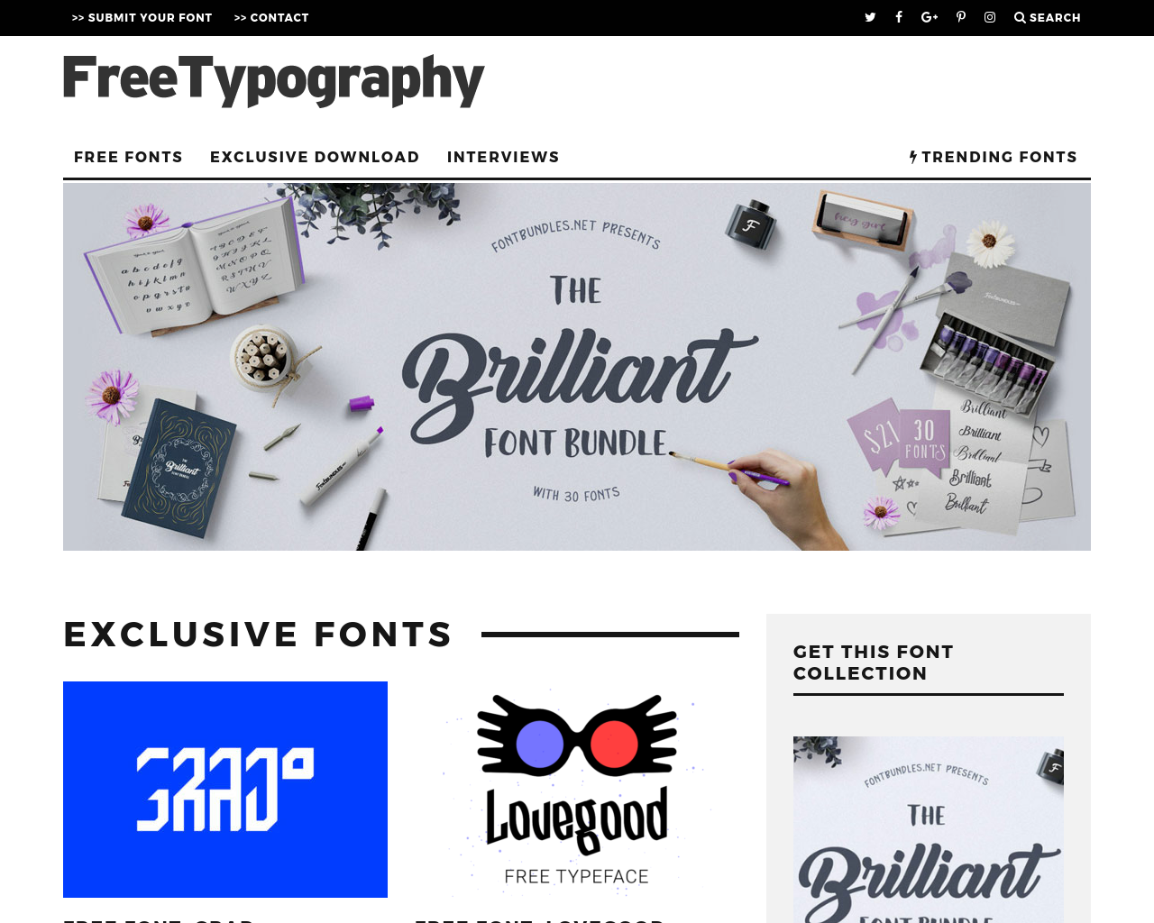 Free-Typography-Advertising-Reviews-Pricing