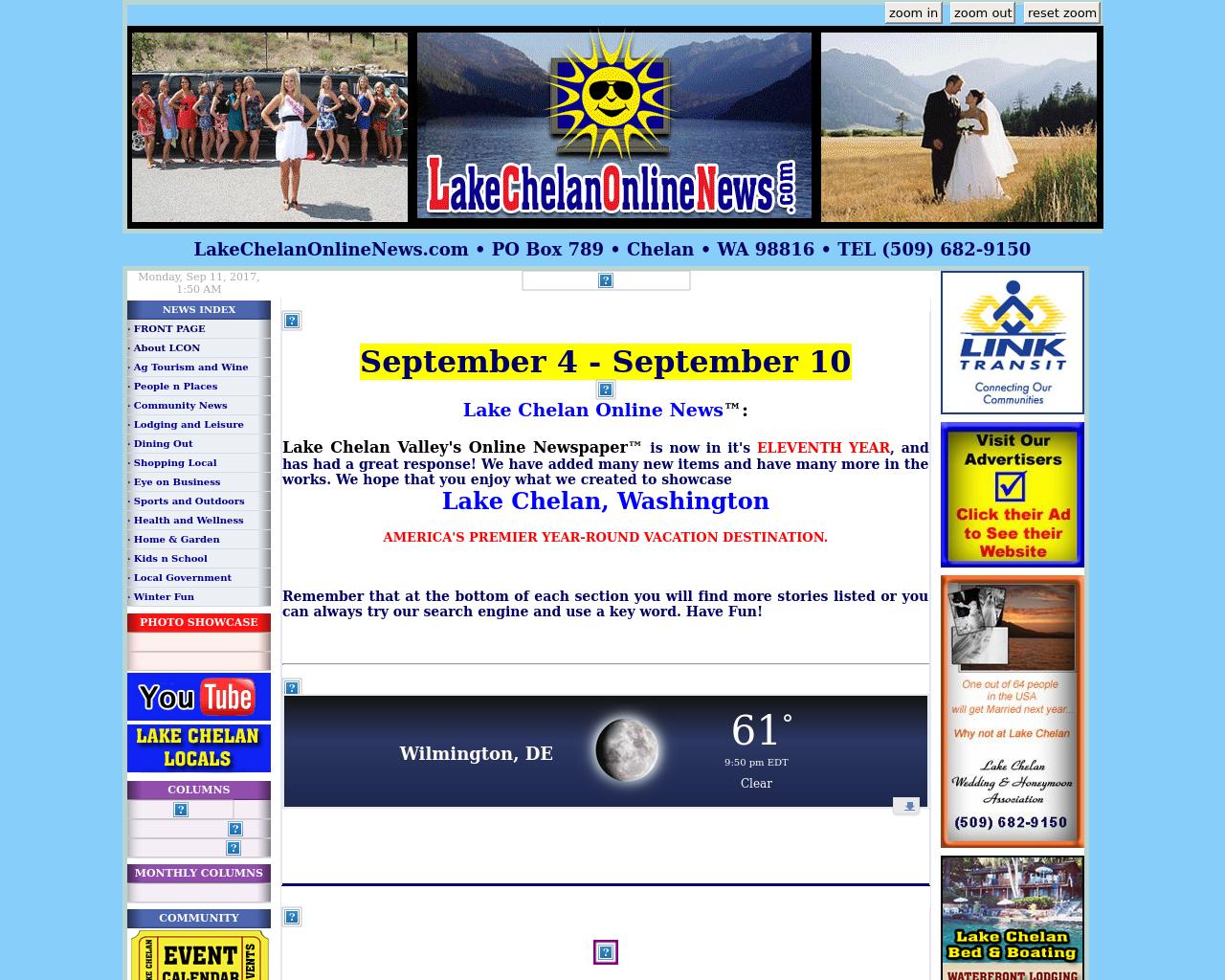 LakeChelanOnlineNews.com-Advertising-Reviews-Pricing