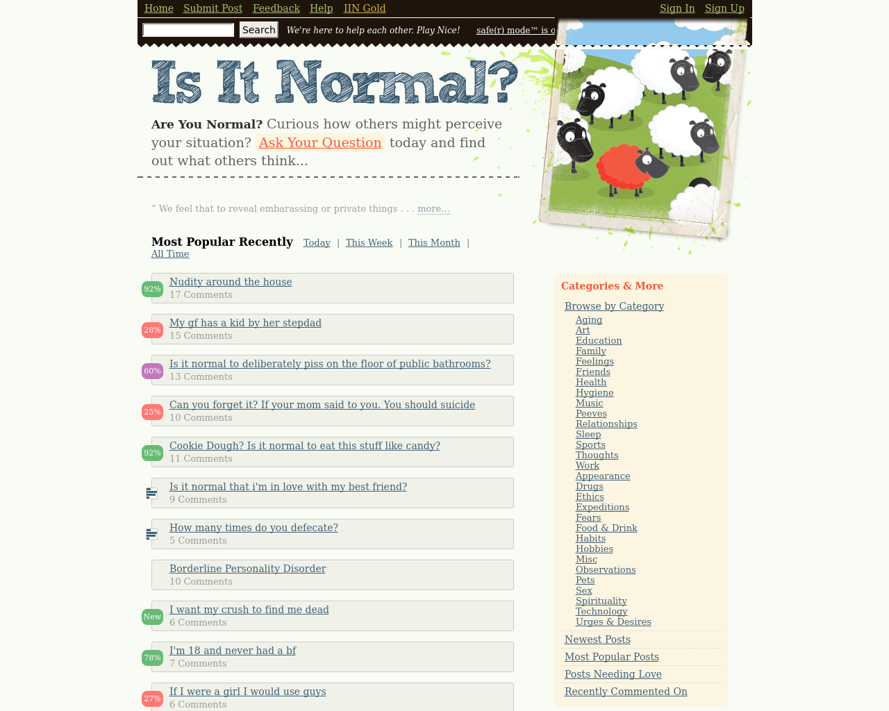 Is-It-Normal?-Advertising-Reviews-Pricing