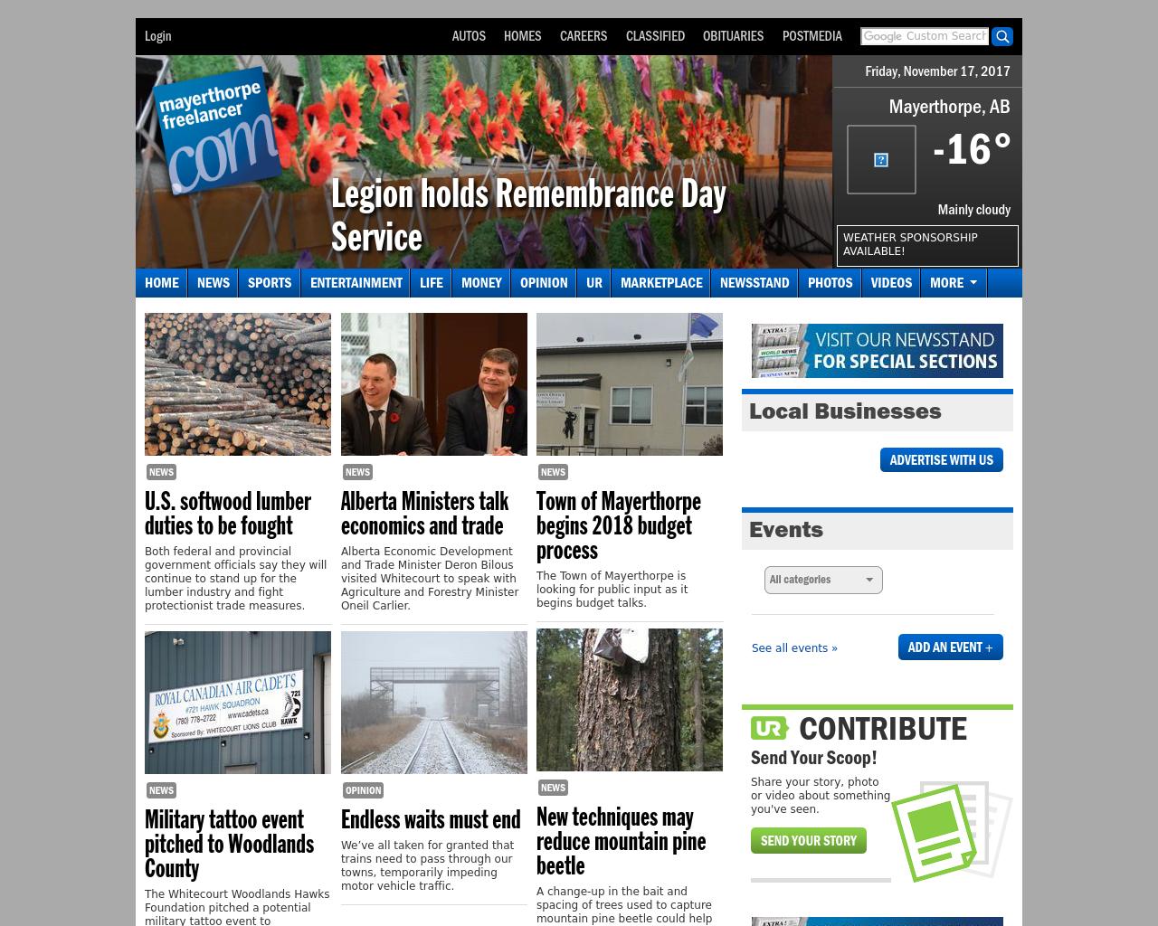 The-Mayerthorpe-Freelancer-Advertising-Reviews-Pricing