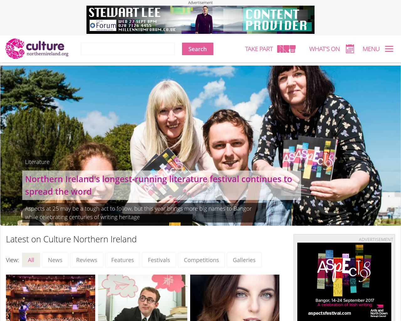 Culture-Northern-Ireland-Advertising-Reviews-Pricing