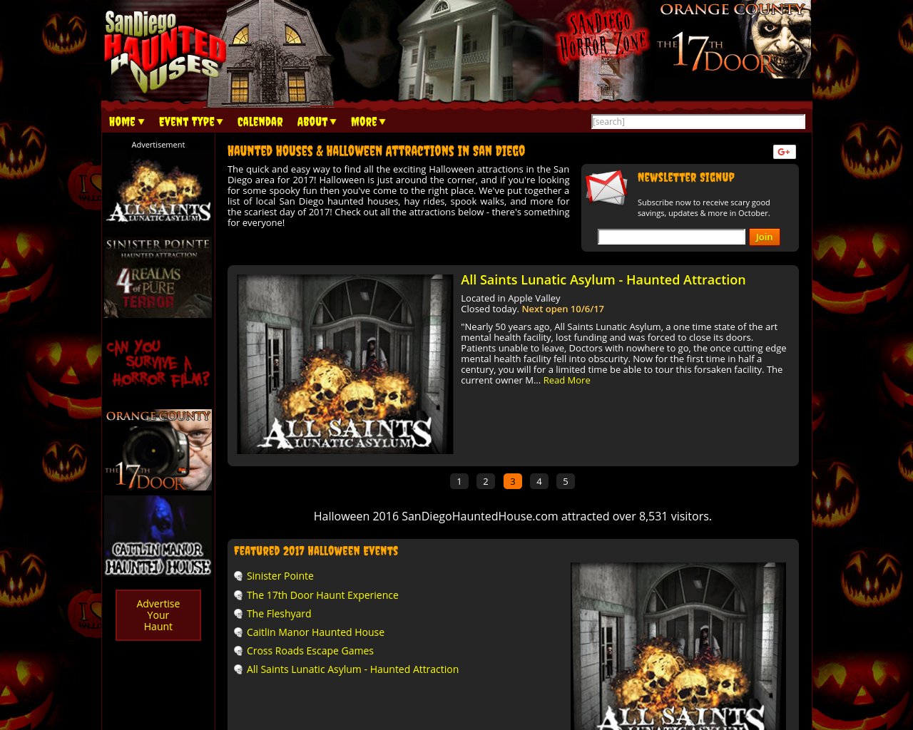 San-Diego-Haunted-House-Advertising-Reviews-Pricing