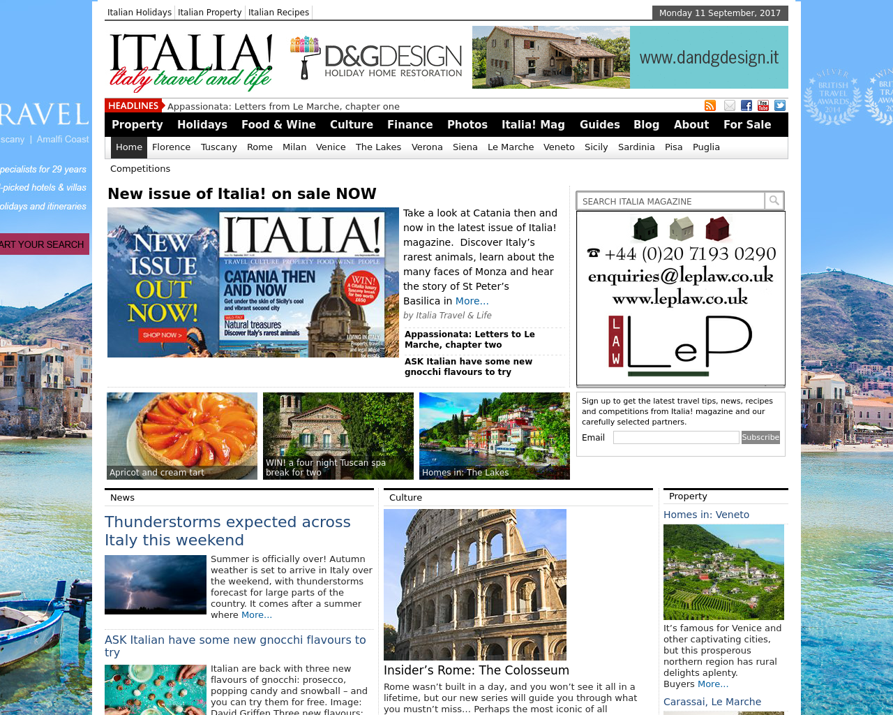 Italy-Travel-And-Life-Advertising-Reviews-Pricing