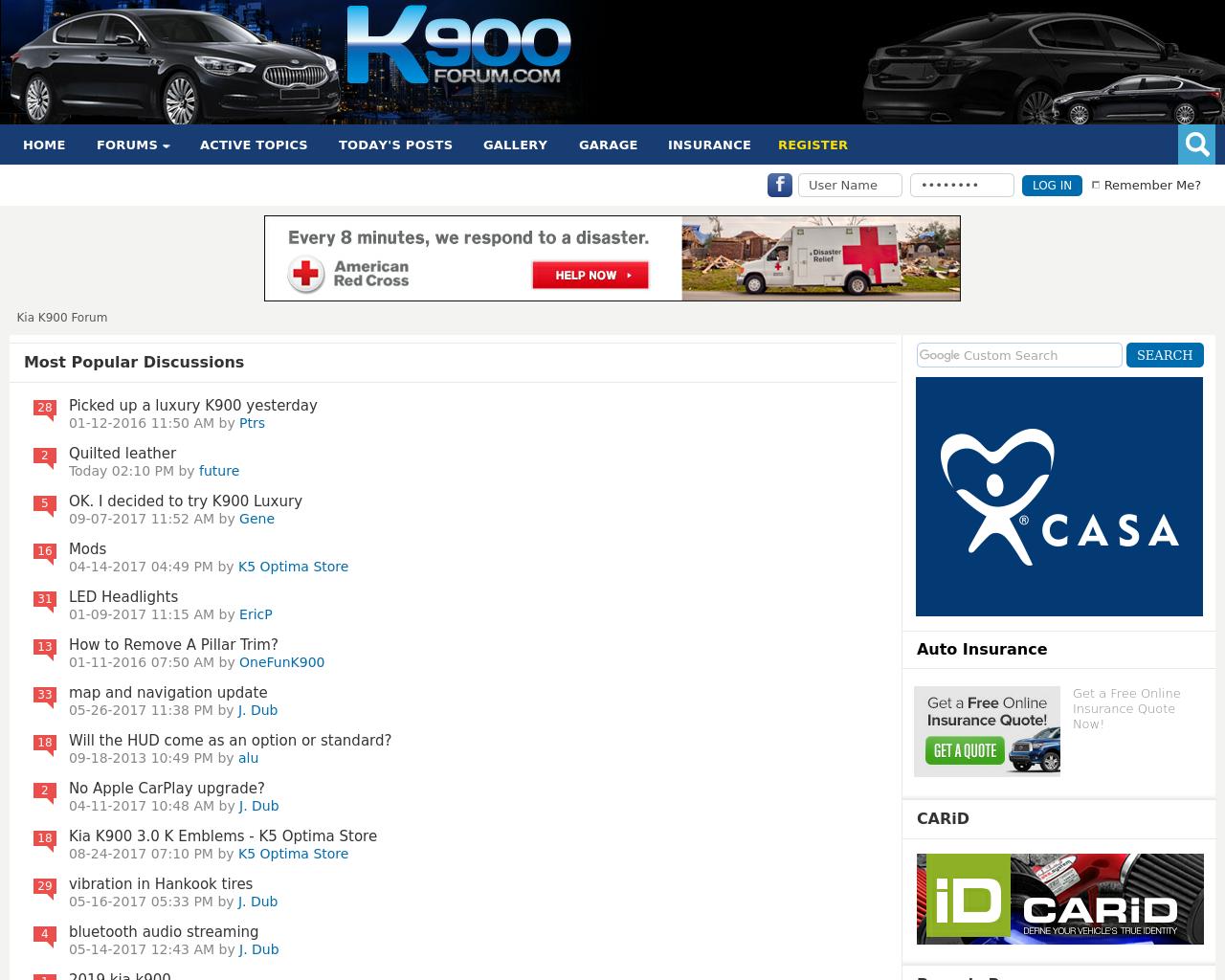 Kia-K900-Forum-Advertising-Reviews-Pricing