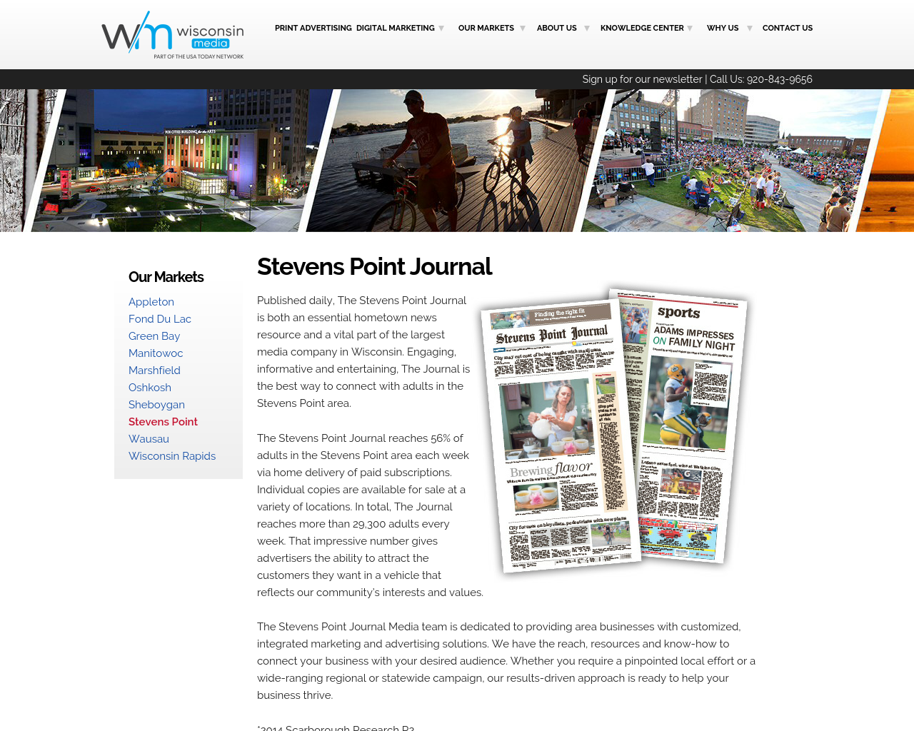 Stevens-Point-Journal-Advertising-Reviews-Pricing
