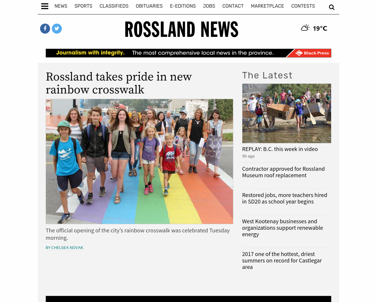 Rossland-News-Advertising-Reviews-Pricing