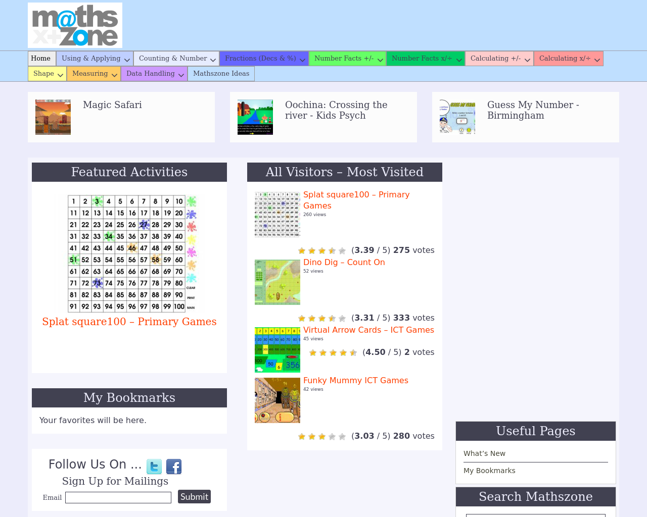 Maths-Zone-Advertising-Reviews-Pricing