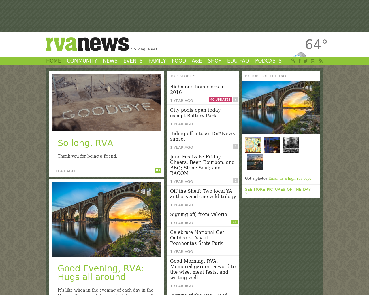 RVA-NEWS-/-NORTH-RICHMOND-NEWS-Advertising-Reviews-Pricing