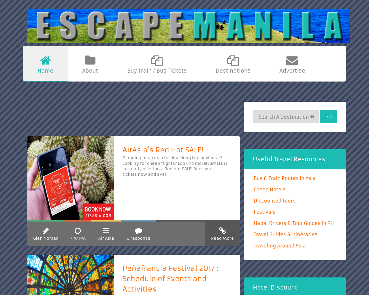 Escape-Manila-Advertising-Reviews-Pricing