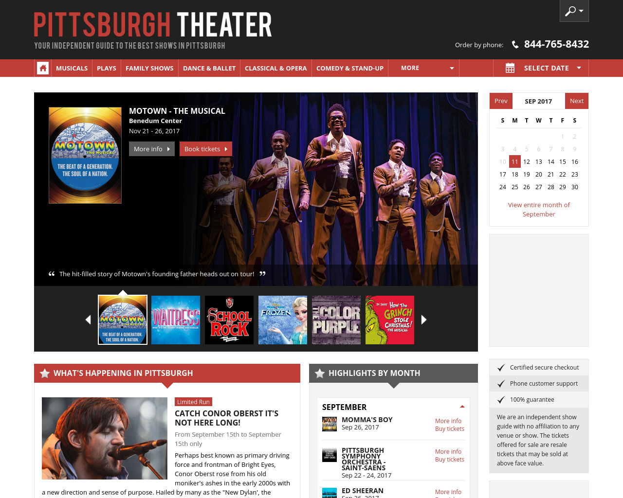 PITTSBURGH-THEATER-Advertising-Reviews-Pricing