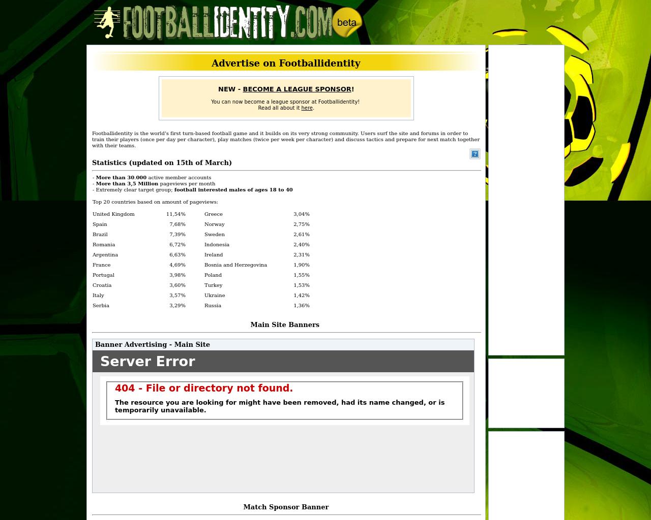 Footballidentity-Advertising-Reviews-Pricing