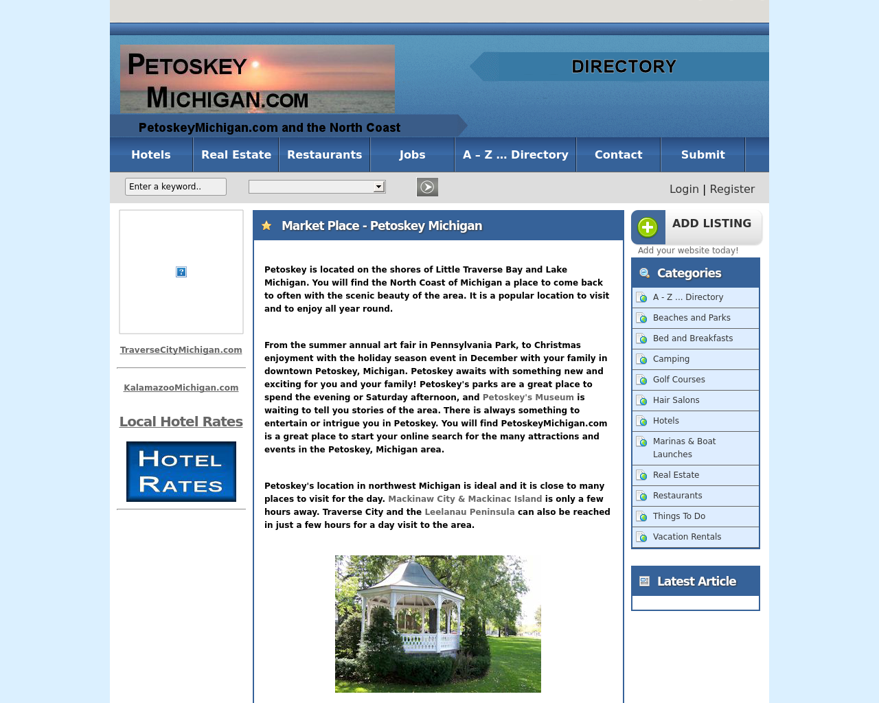 PETOSKEYMICHIGAN.COM-Advertising-Reviews-Pricing