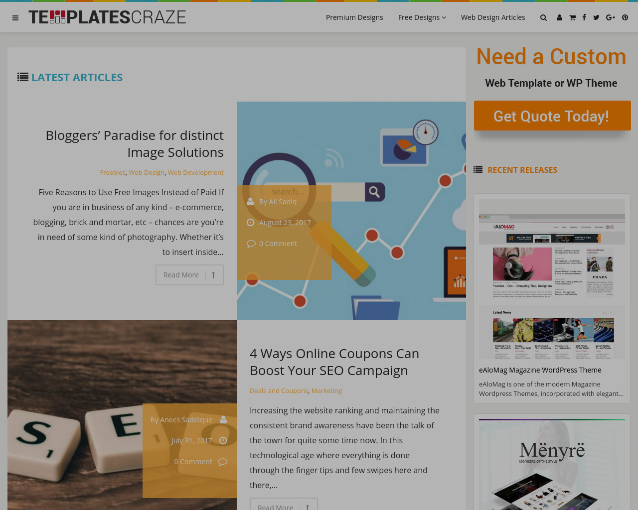 Templates-Craze-Advertising-Reviews-Pricing