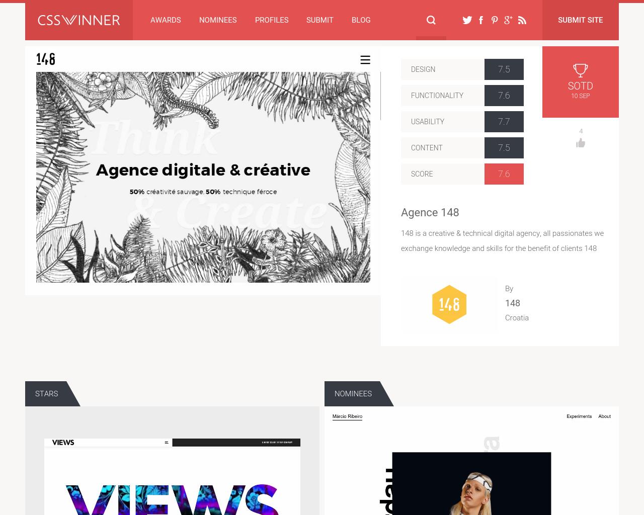 CSSWINNER-Advertising-Reviews-Pricing