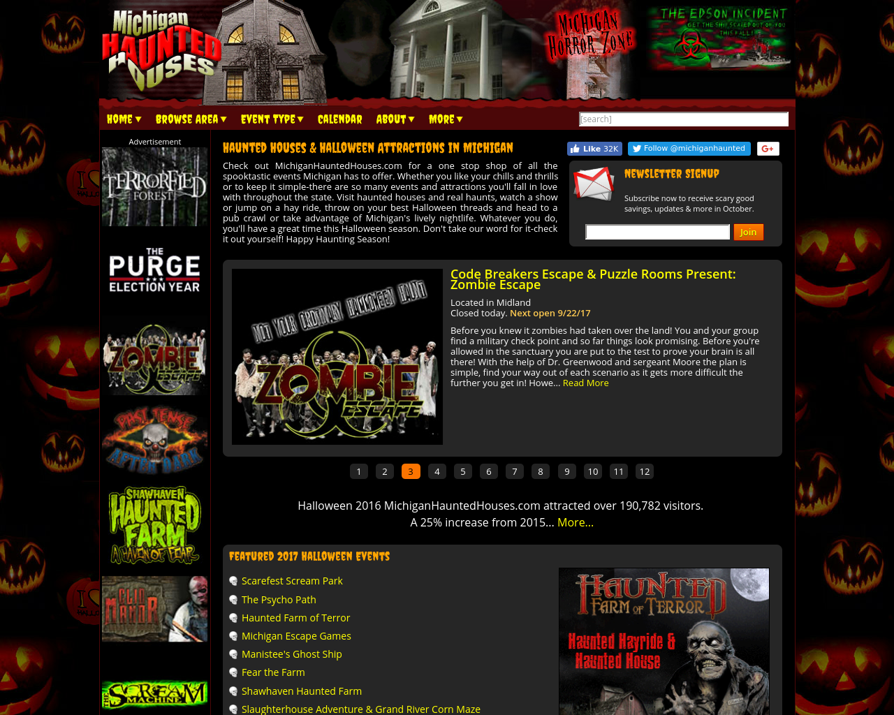Michigan-Haunted-Houses-Advertising-Reviews-Pricing
