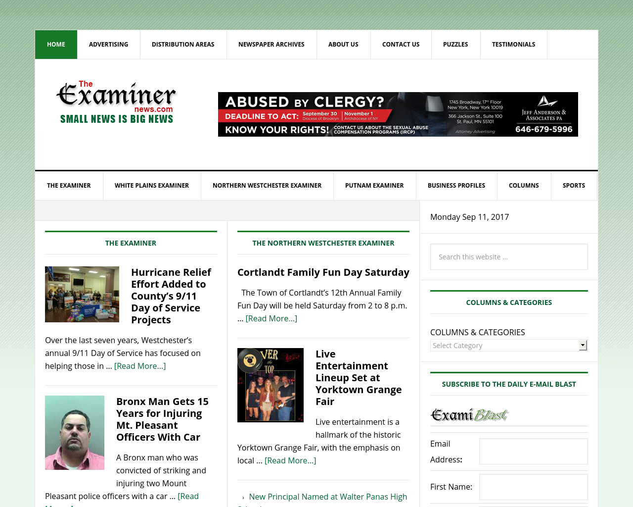 The-Examiner-News-Advertising-Reviews-Pricing