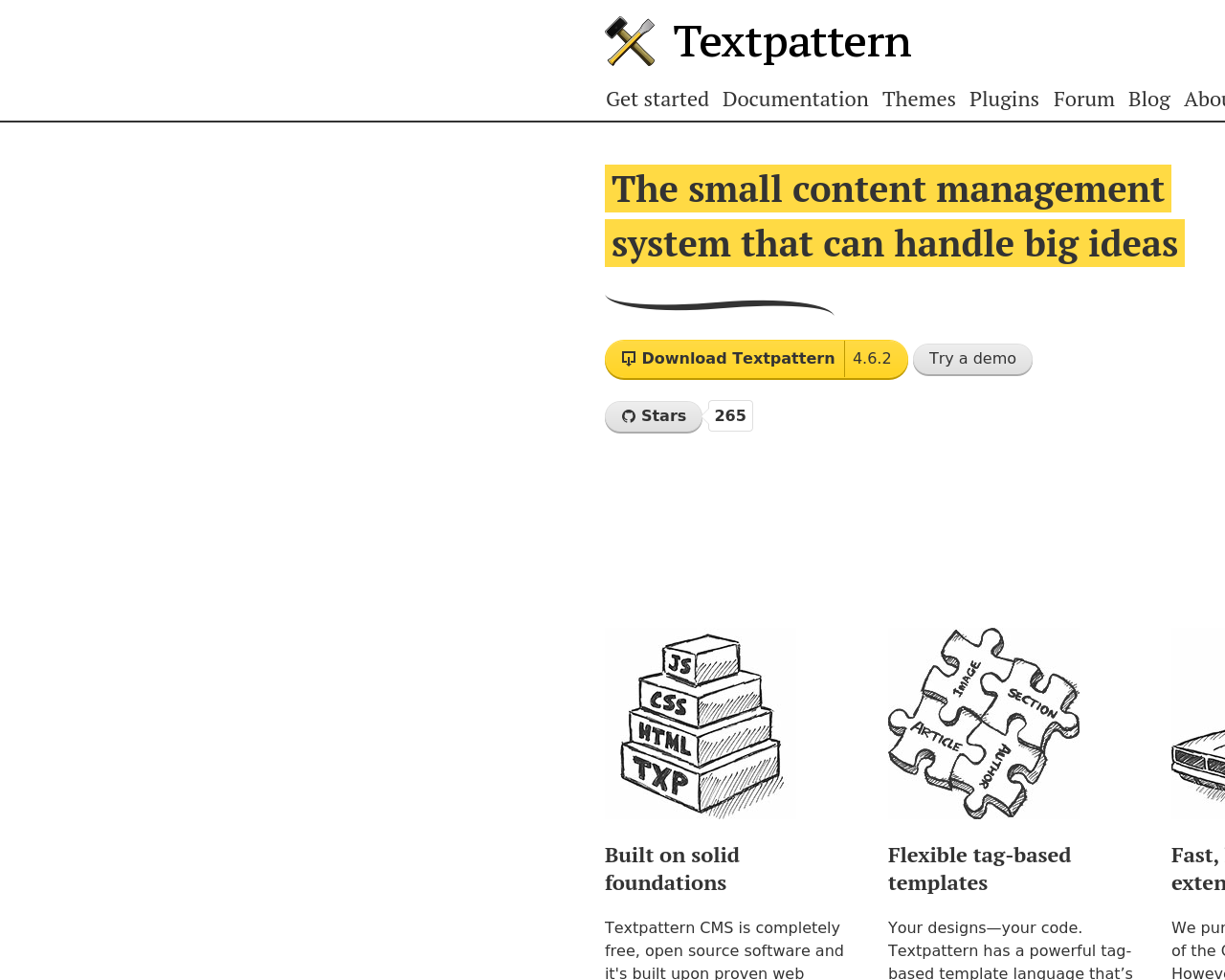 Textpattern-Advertising-Reviews-Pricing