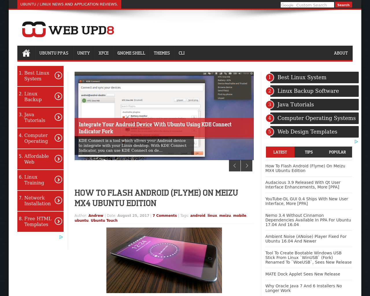 Web-Upd8-Advertising-Reviews-Pricing