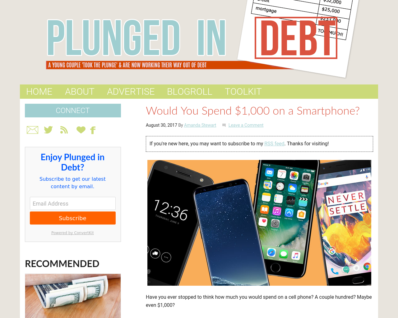 Plunged-in-Debt-Advertising-Reviews-Pricing