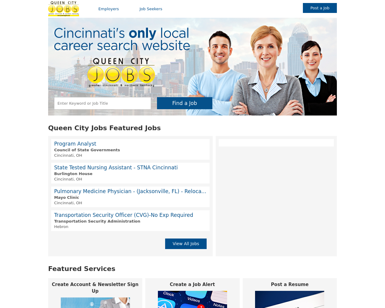 Queen-City-Jobs-Advertising-Reviews-Pricing