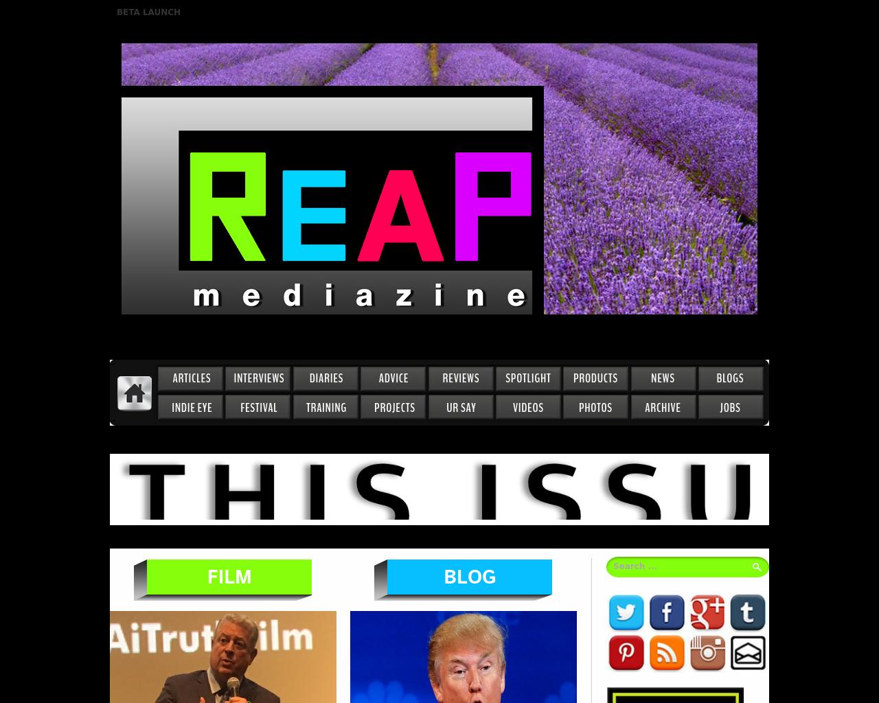 Reapmediazine.com-Advertising-Reviews-Pricing