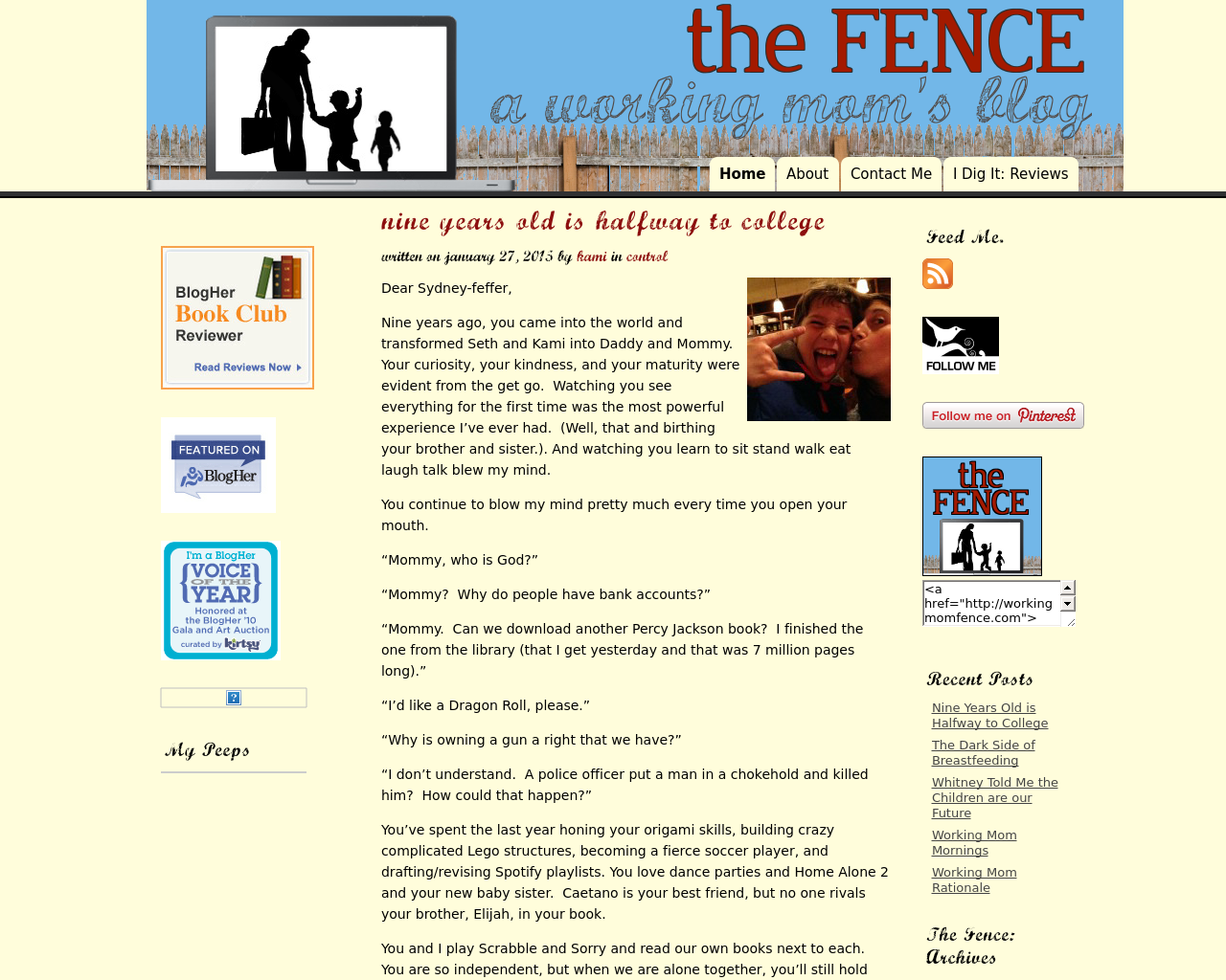 The-Fence-(A-Working-Mom's-Blog)-Advertising-Reviews-Pricing