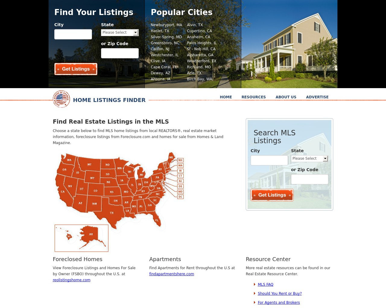 Home-Listings-Finder-Advertising-Reviews-Pricing