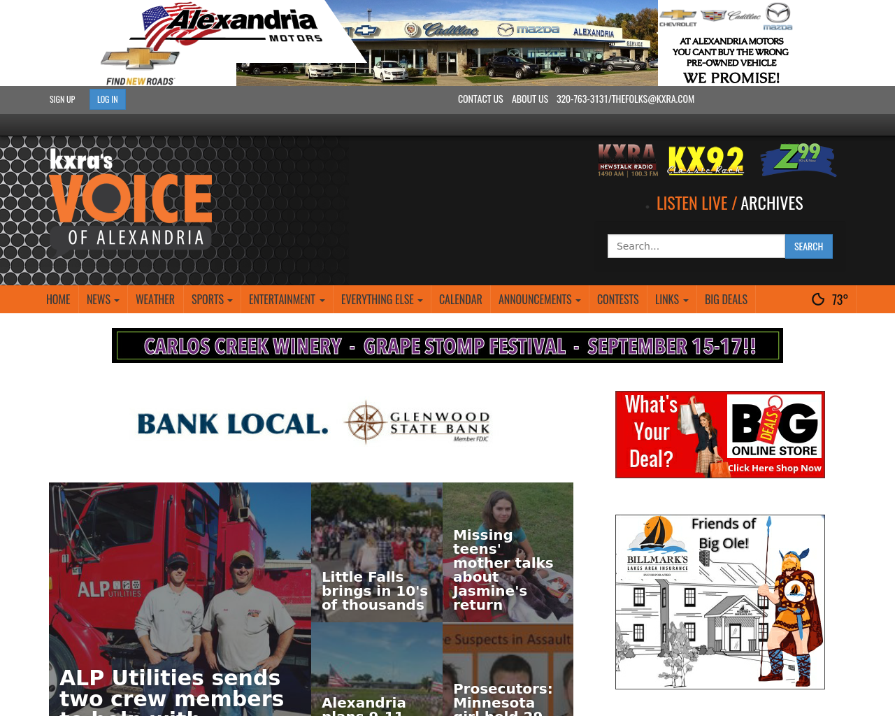 Voice-Of-Alexandria-Advertising-Reviews-Pricing