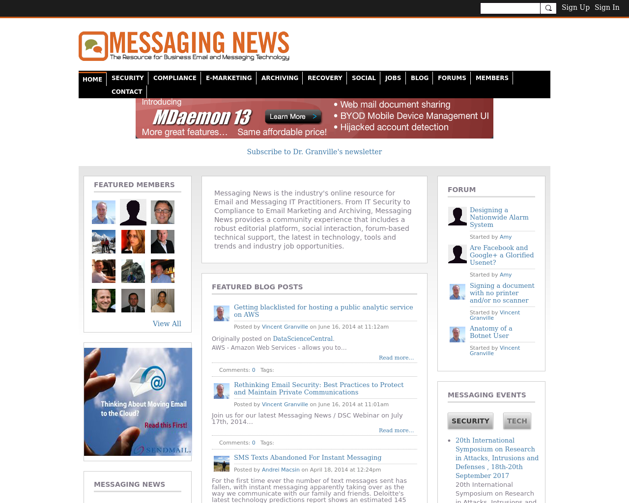 Messaging-News-Advertising-Reviews-Pricing