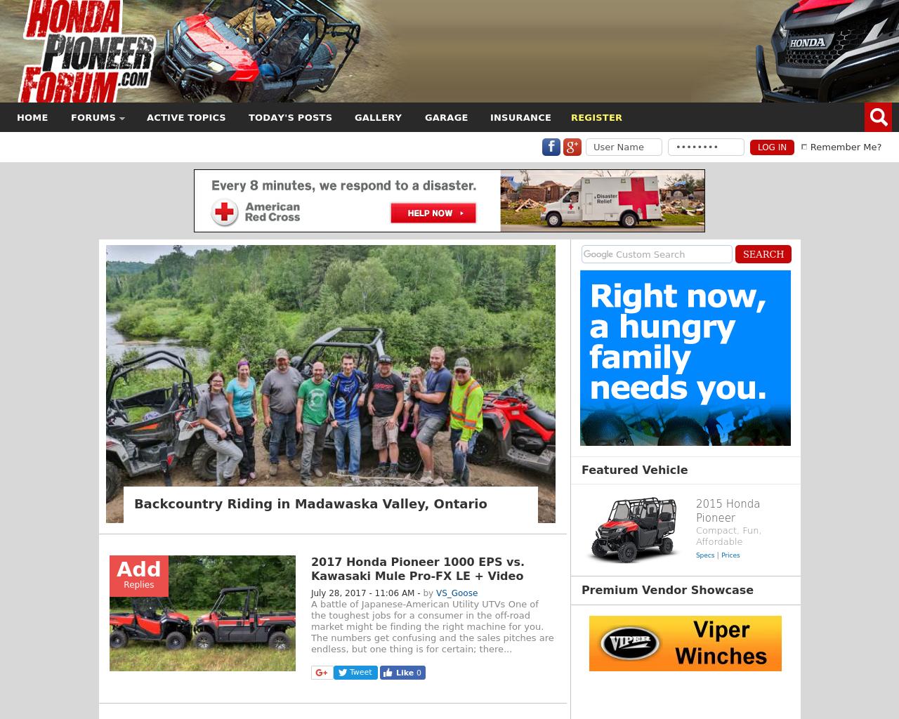 Honda-Pioneer-Forum-Advertising-Reviews-Pricing