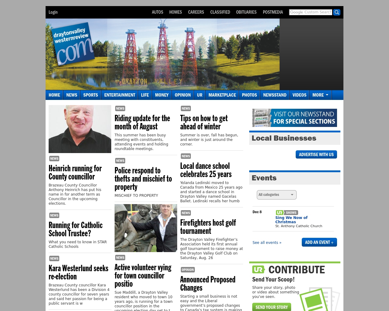 Drayton-Valley-Western-Review-Advertising-Reviews-Pricing
