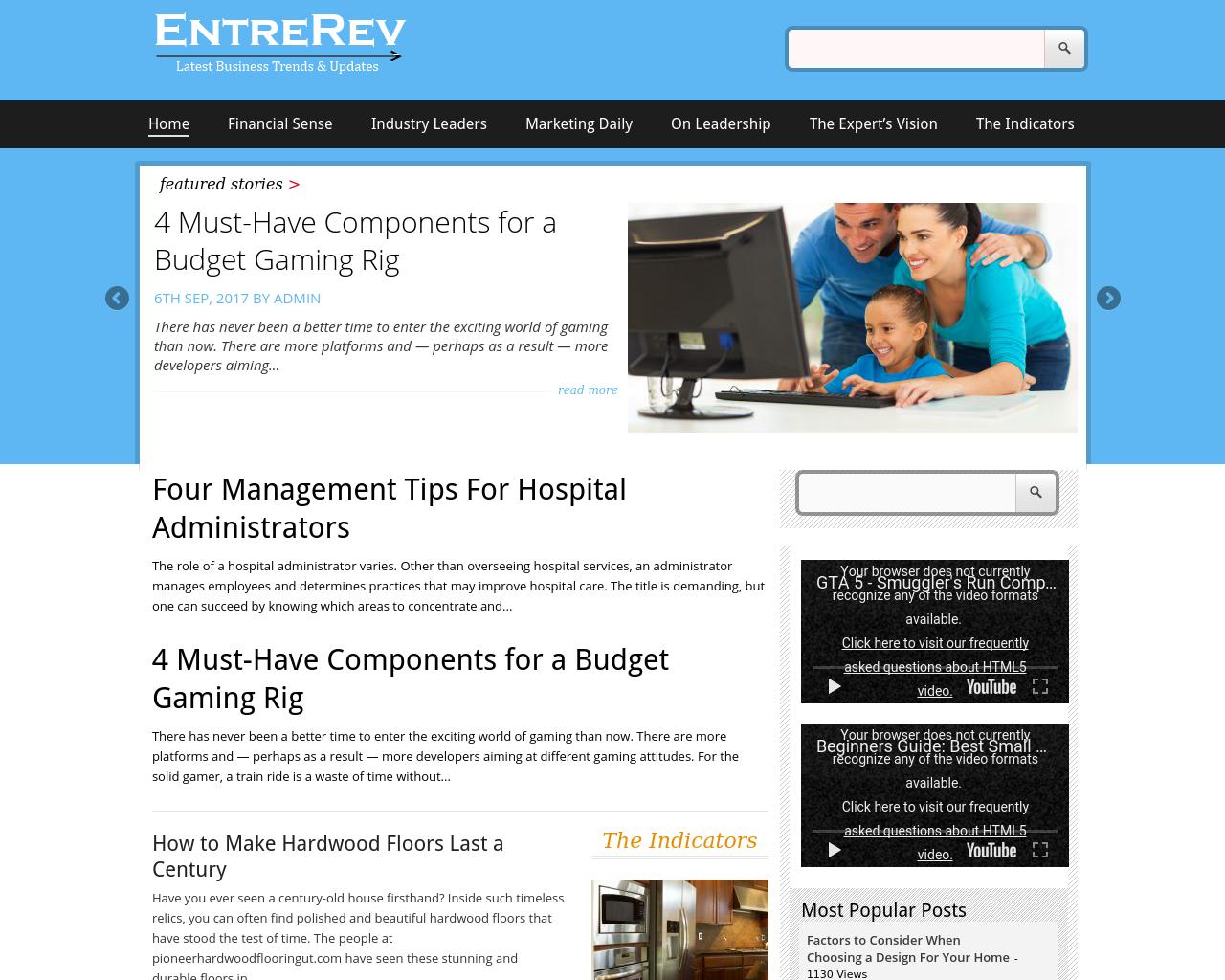 EntreRev-Advertising-Reviews-Pricing