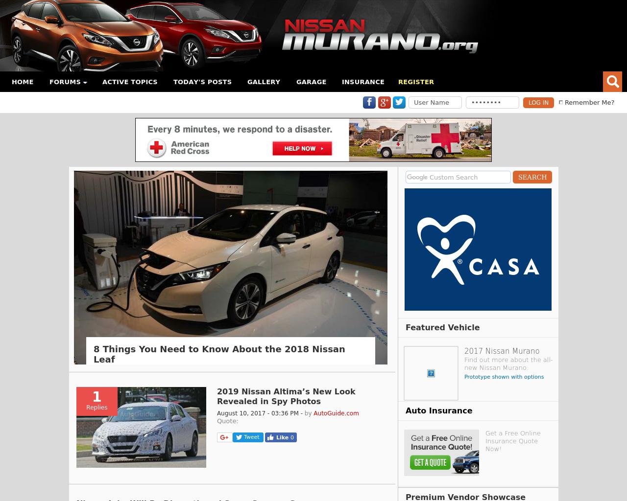 Nissanmurano-Advertising-Reviews-Pricing