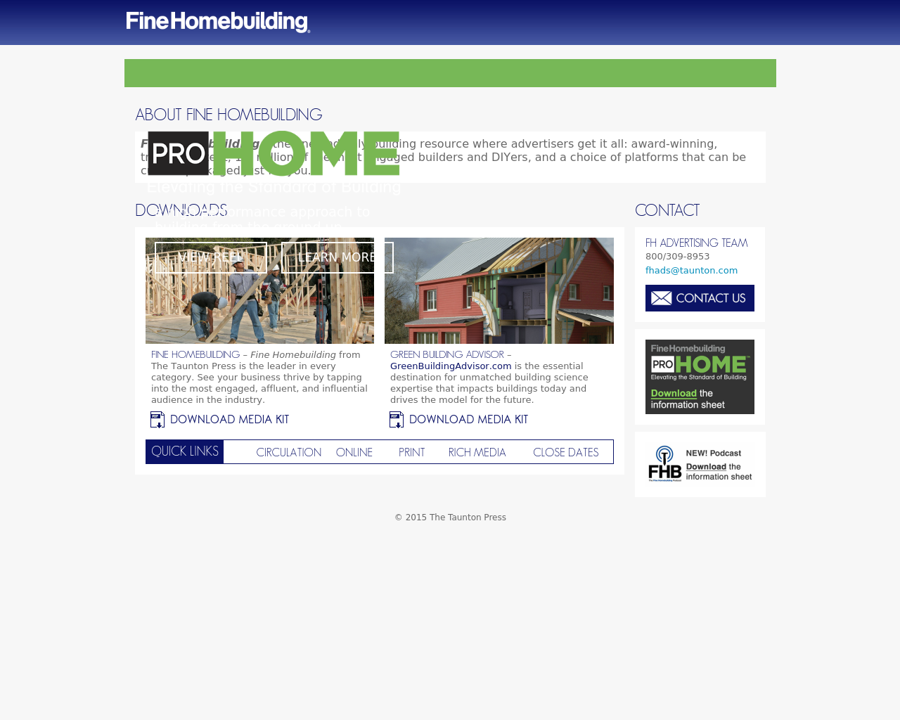 FineHomebuilding-Advertising-Reviews-Pricing