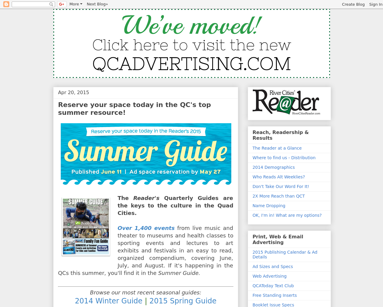 River-Cities-Reader‏-Advertising-Reviews-Pricing