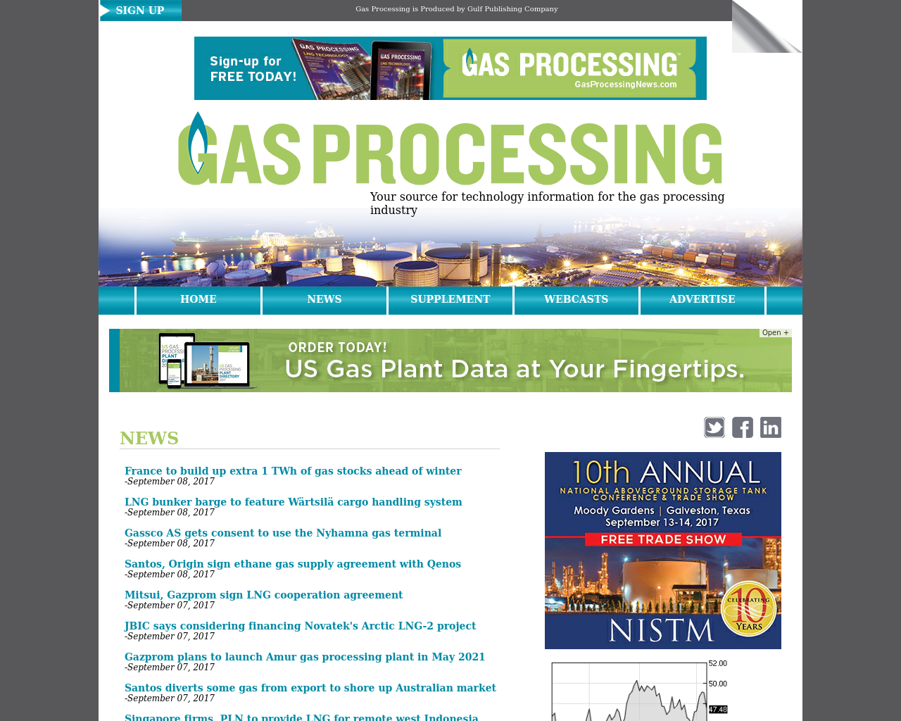 Gas-Processing-News-Advertising-Reviews-Pricing