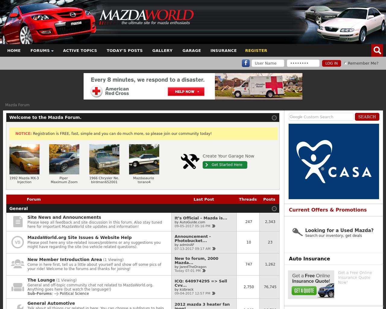 Mazda-Forum-Advertising-Reviews-Pricing