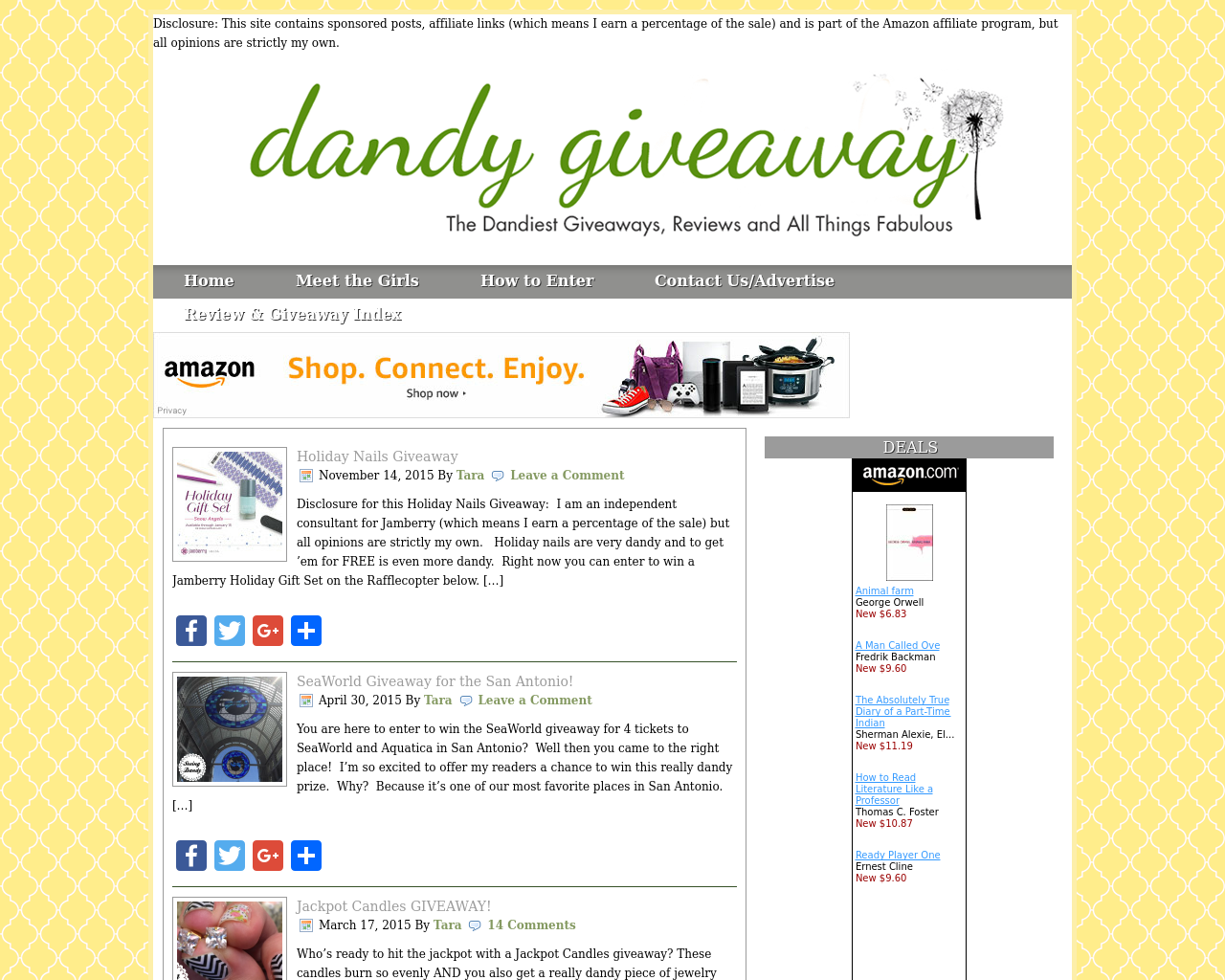 Dandy-Giveaway-Advertising-Reviews-Pricing