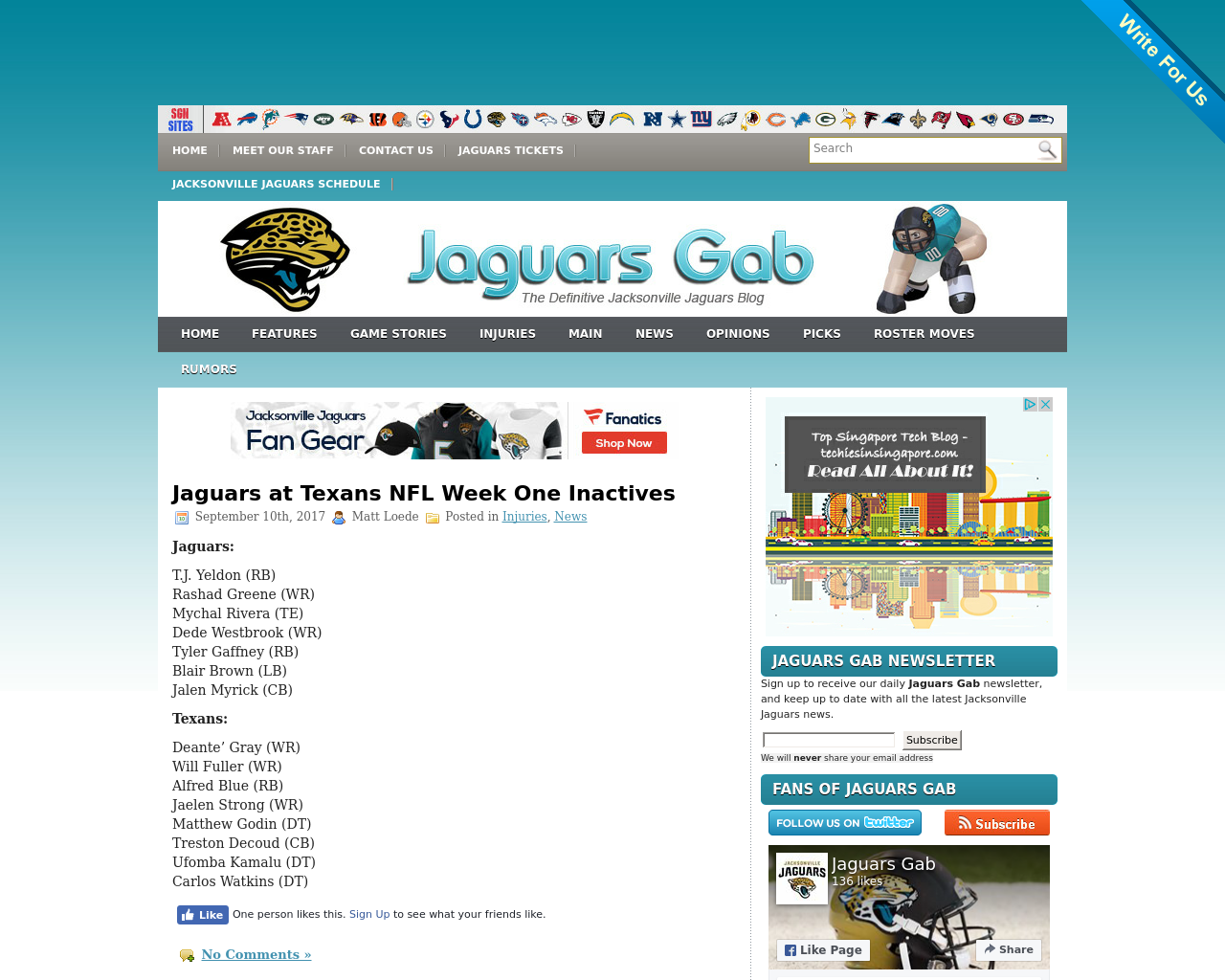 Jaguars-Gab-Advertising-Reviews-Pricing
