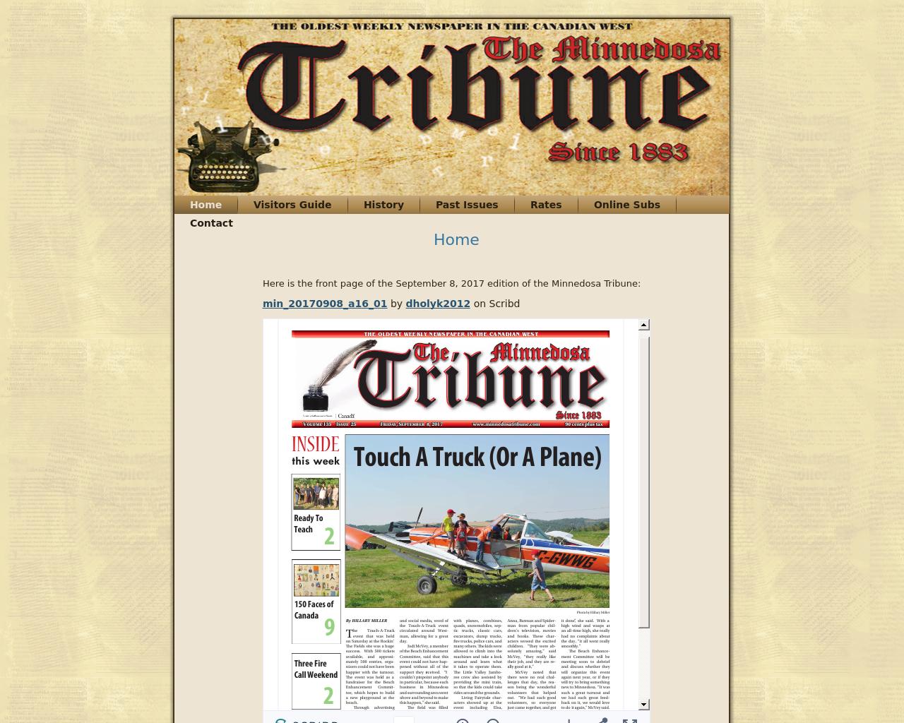 Minnedosa-Tribune-Advertising-Reviews-Pricing