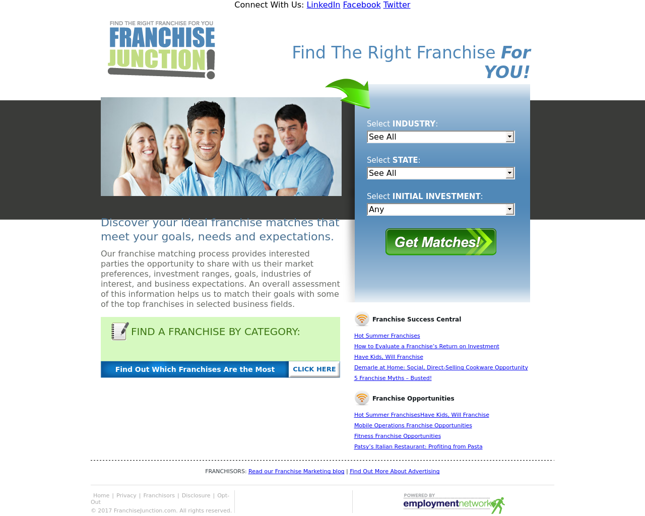Franchise-Junction-Advertising-Reviews-Pricing