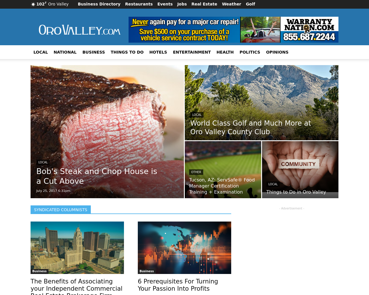 OroValley.com-Advertising-Reviews-Pricing